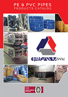 PE & PVC Pipes Products Catalog - Equiplast SARL